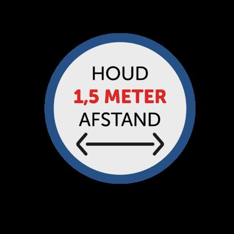 buttond-houd-afstand