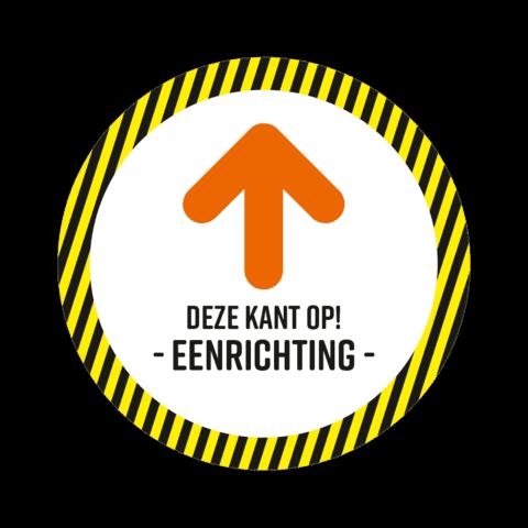 Looprichting - Eenrichting