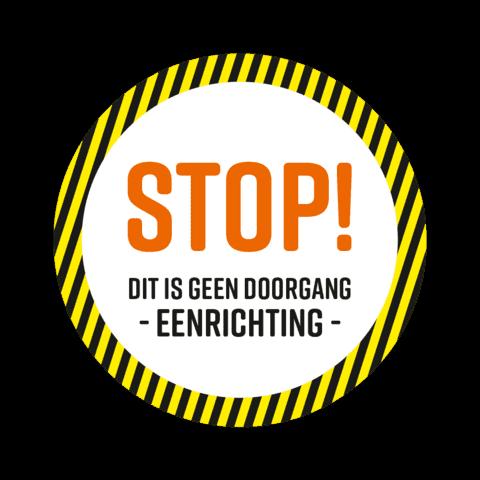 Looprichting - Stop