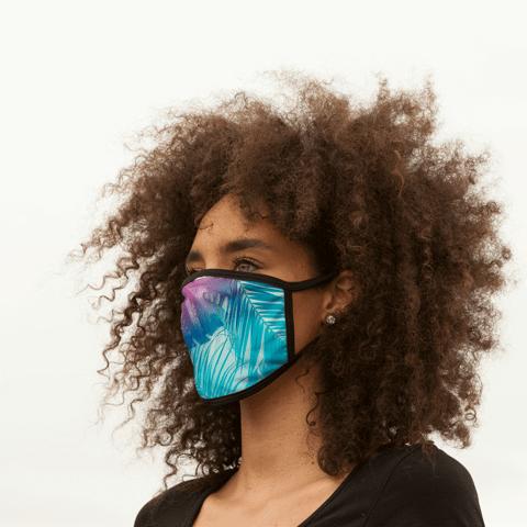 Bedruk uw eigen mondkapje