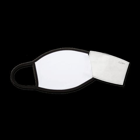 Mondkapjes bedrukken met filter