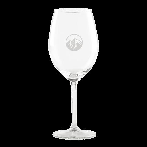 Laat een wijnglas graveren met eigen ontwerp!