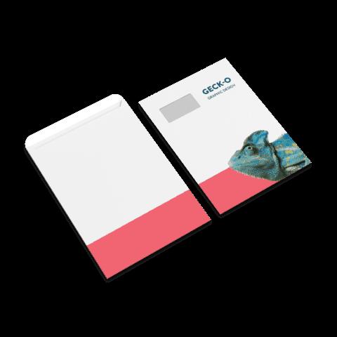 Enveloppen bedrukken: digitaal of offset