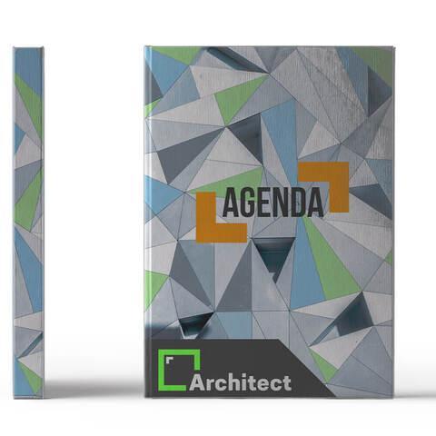 hardcover-agenda drukken